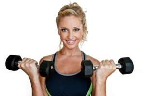 Skin Care Practices - Lift weights