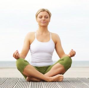 Skin Care Practices - Meditation