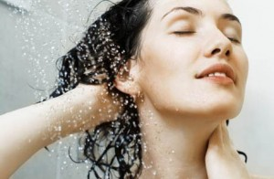 Get Healthy and Shiny Hair by Washing Regularly