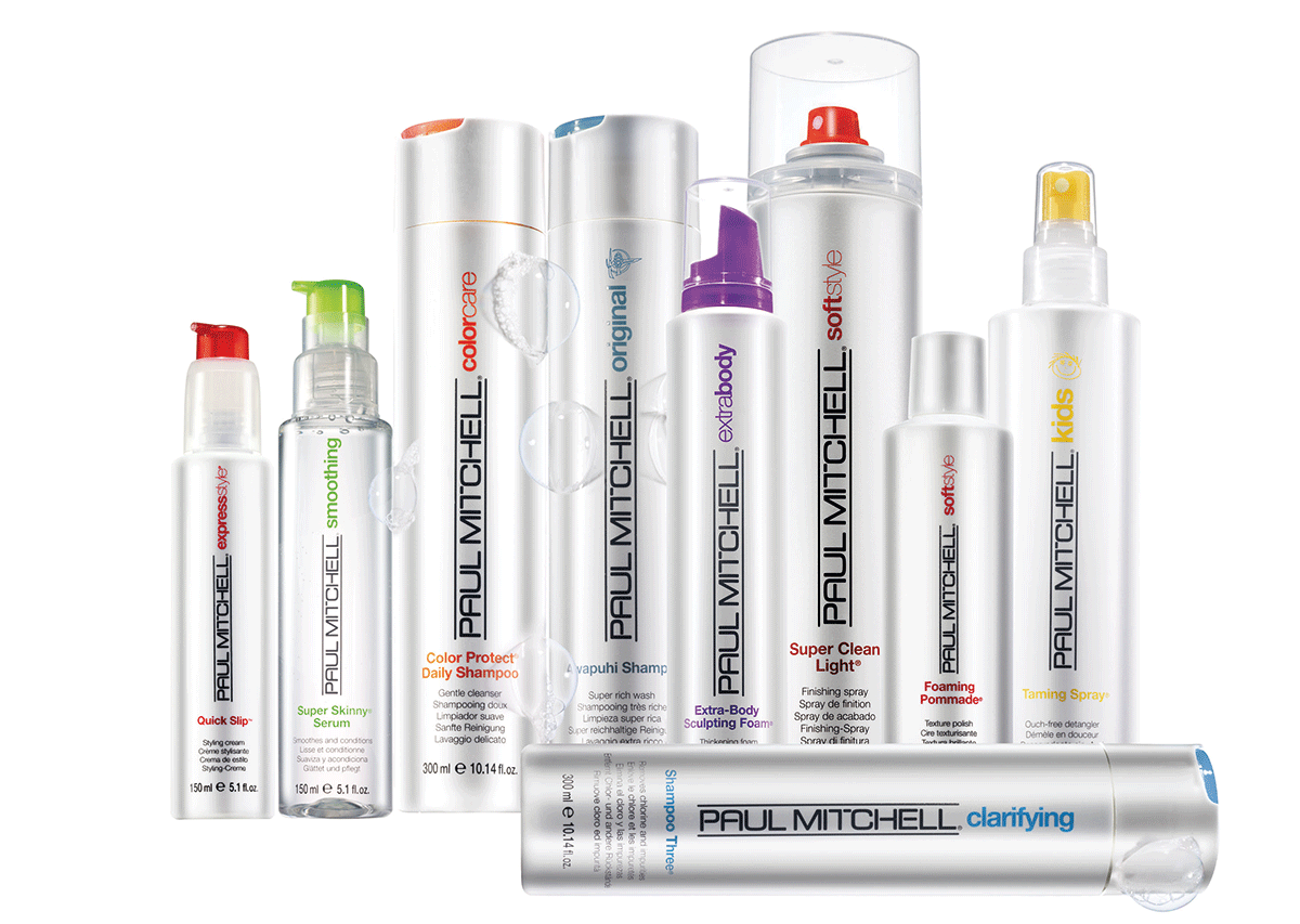 Paul mitchell salon revolutionizes hair care salon price for A salon paul mitchell