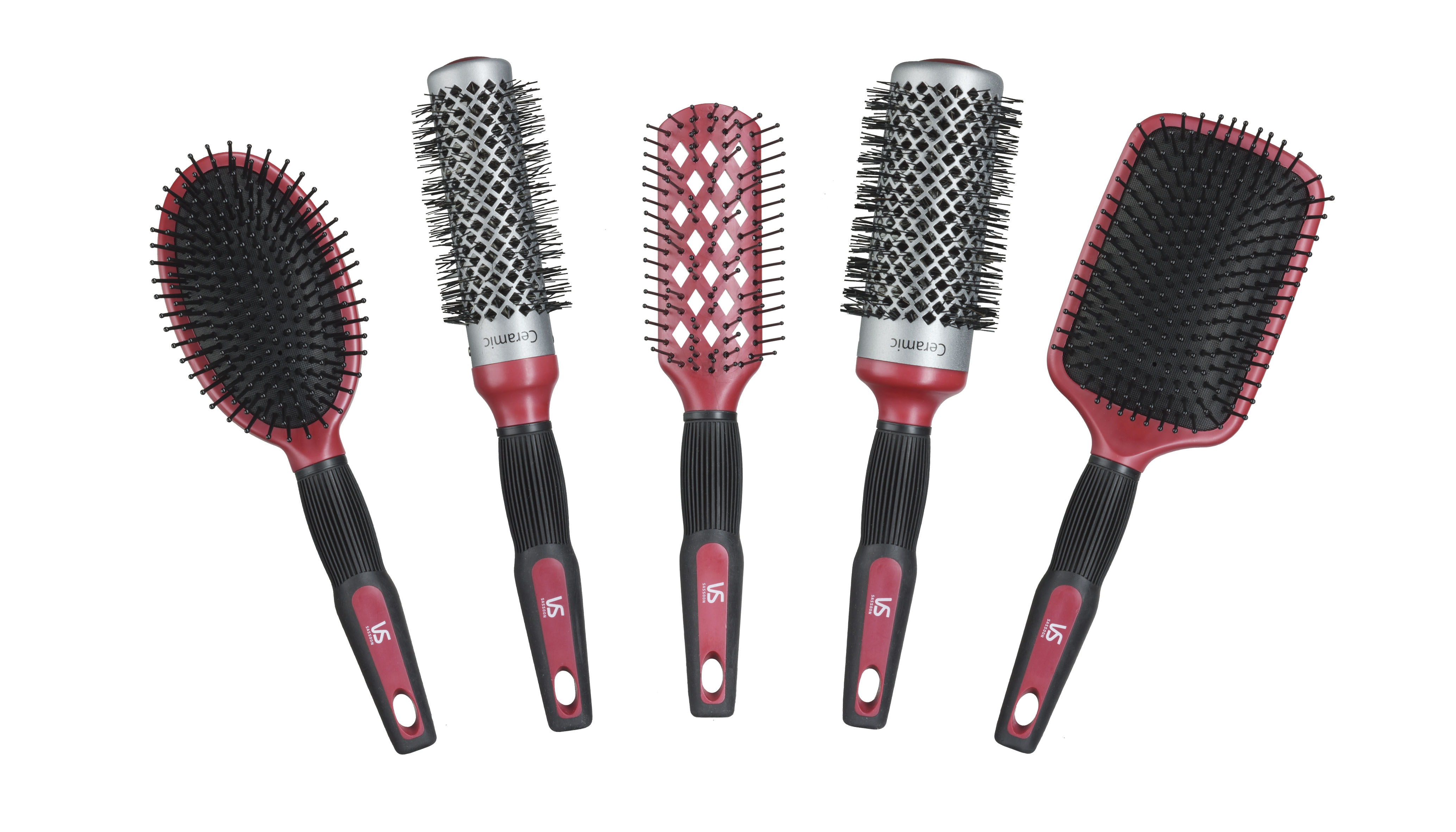 How to choose the right hairbrush for you salon price lady for Salon hair brushes