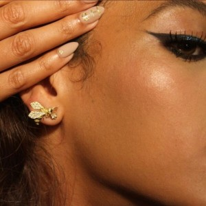 Beyonce Nails - Nude
