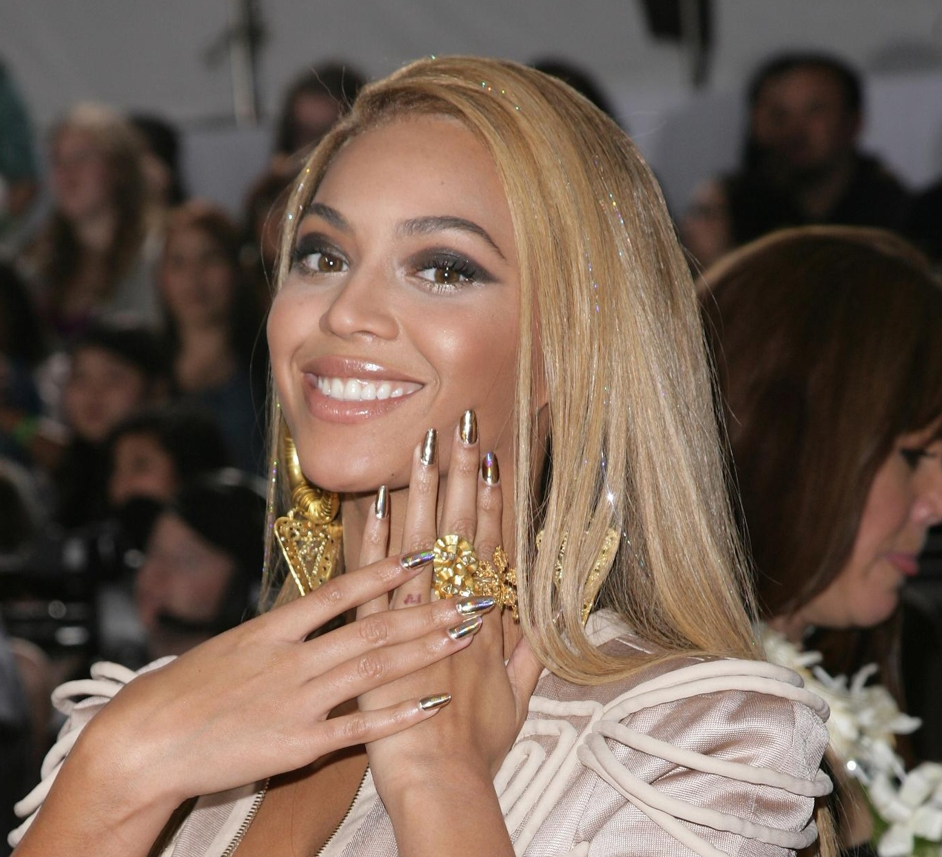 Beyonce Nails - Salon Price Lady