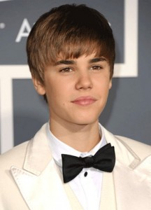 Justin Bieber Hairstyles - Bowl Cut