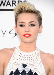 Miley Cyrus Hairstyles - Short