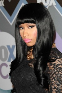 Nicki Minaj Hairstyles - Black Hair
