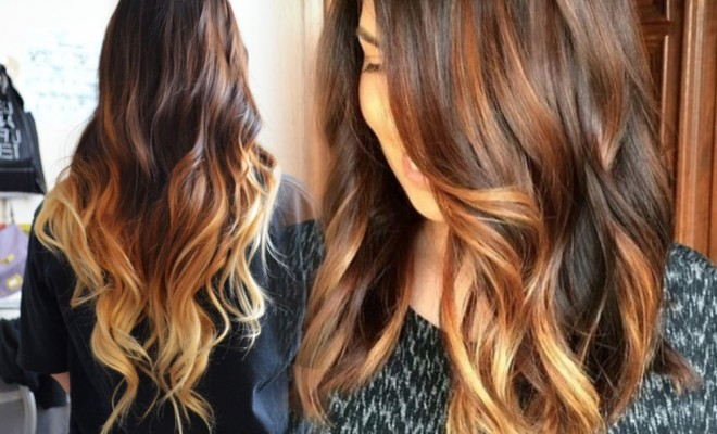 Astonishing Balayage Ecaille Or Ombre Which One Suits Me Best Salon Price Short Hairstyles Gunalazisus