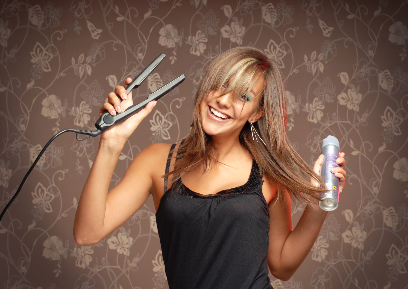 styling your hair at home how to salon styled hair at home salon price 9178